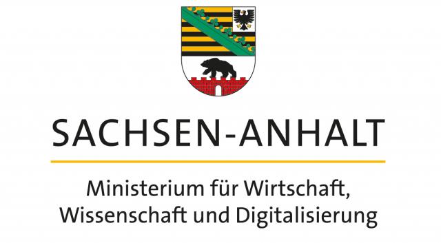 Signet - Ministerium für Wirtschaft, Wissenschaft und Digitalisierung des Landes Sachsen-Anhalt