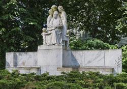 Angelika-Hartmann-Denkmal in Köthen