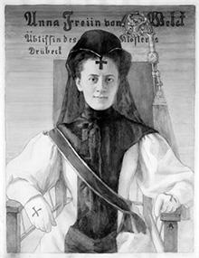 Klara Emma Auguste Anna Freiin von Welck