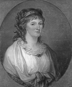 Luise Henriette Wilhelmine Herzogin von Anhalt-Dessau