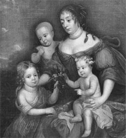 Henriette Catharina Fürstin von Anhalt-Dessau