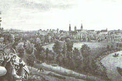 Halle (Saale) zu Zeiten Reichardts