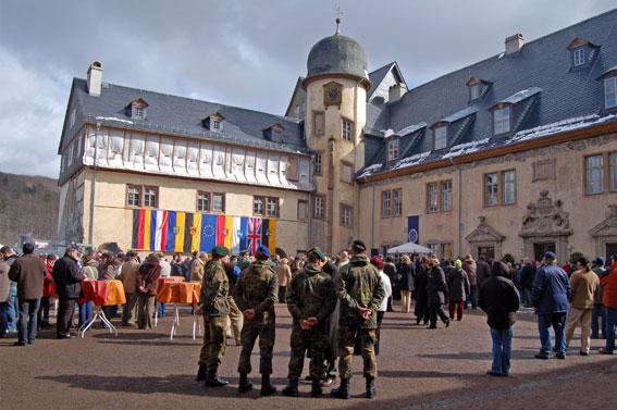 Wiedereröffnung Schloss Stolberg am 19.03.2008