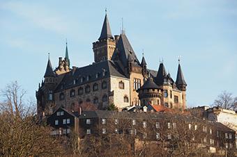 Schloss Wernigerode (Quelle: Wikipedia)