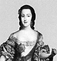 Sophie Auguste Friederike von Anhalt-Zerbst (Zarin Katharina II)