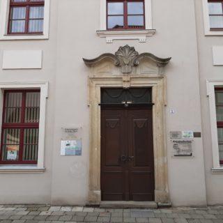FrauenOrt Jenny Marx Salzwedel Jenny-Marx-Haus Eingang