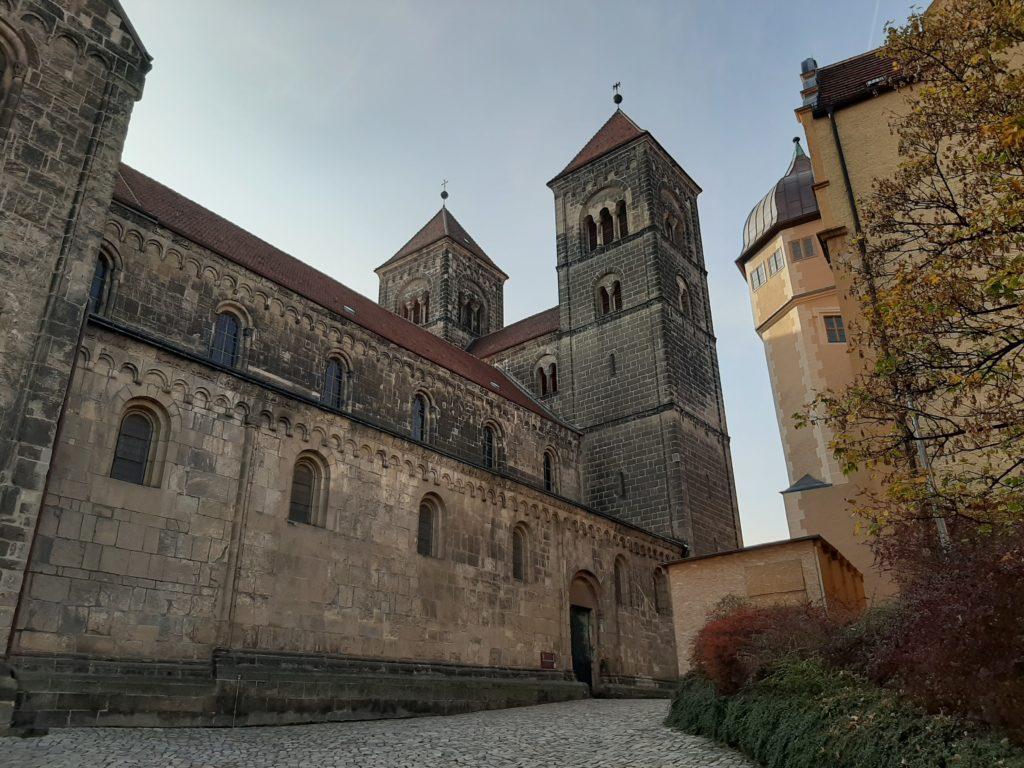 FrauenOrt Schloss und Stiftskirche in Quedlinburg