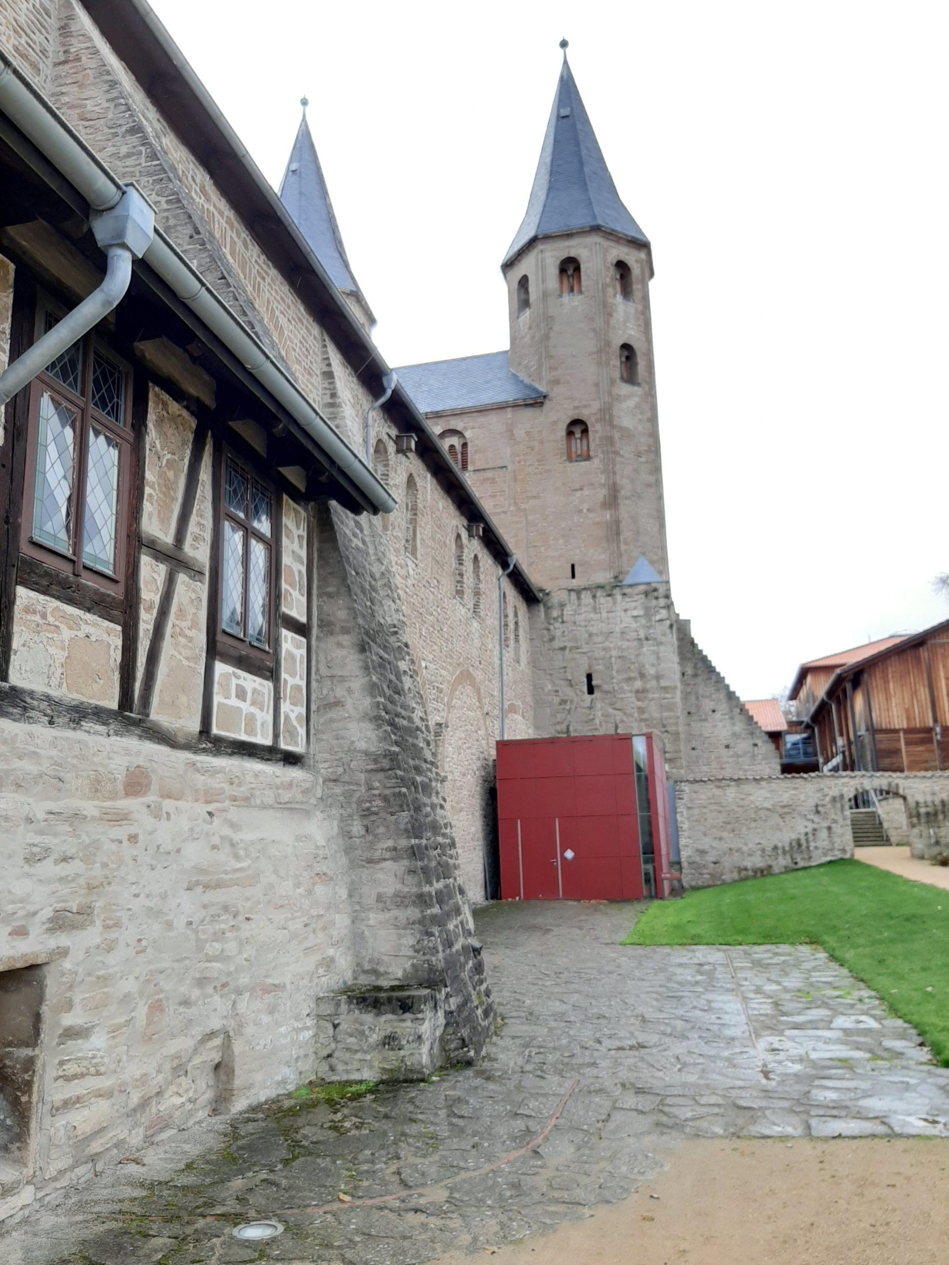 FrauenOrt Kloster Drübeck Klosterkirche St.Vitus