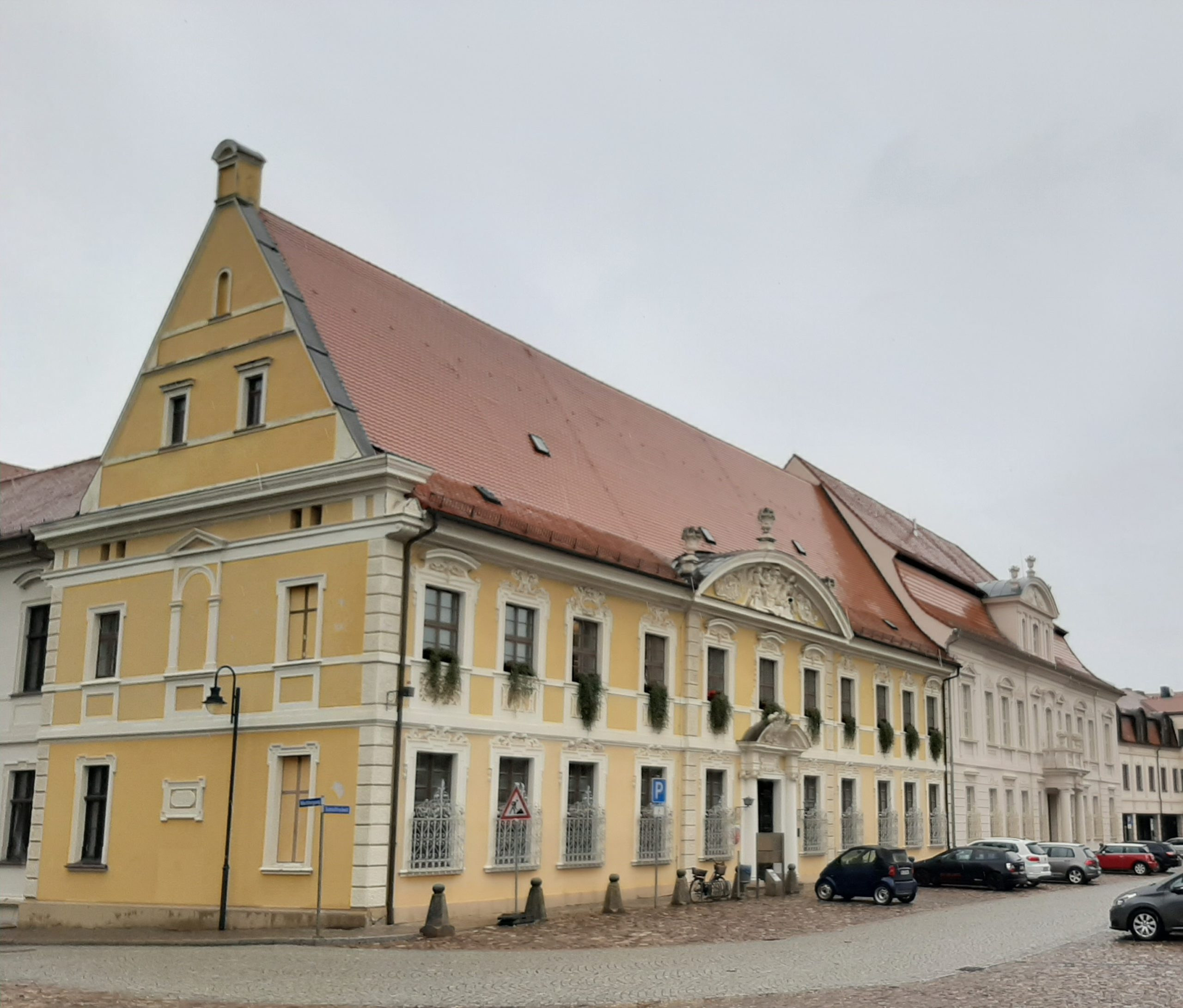 FrauenOrt Zerbst Sammlung Katharina II im Kavalierhaus_