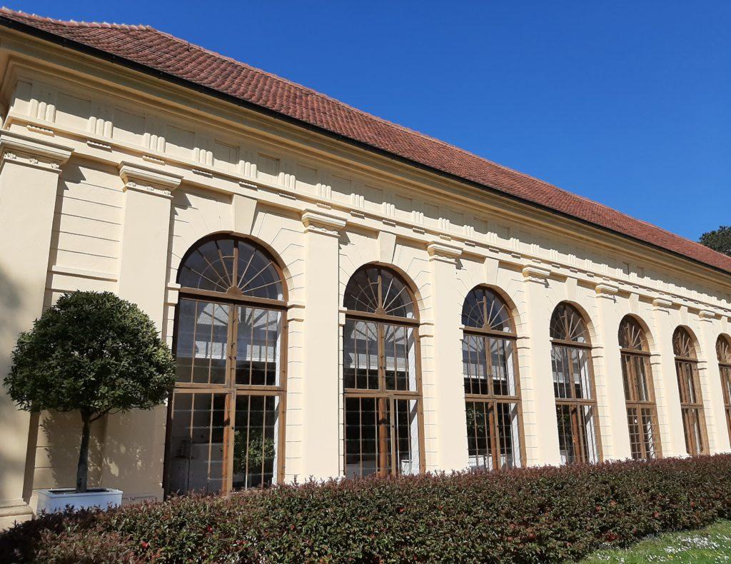 FrauenOrt Dessau Schloss Luisium Orangerie