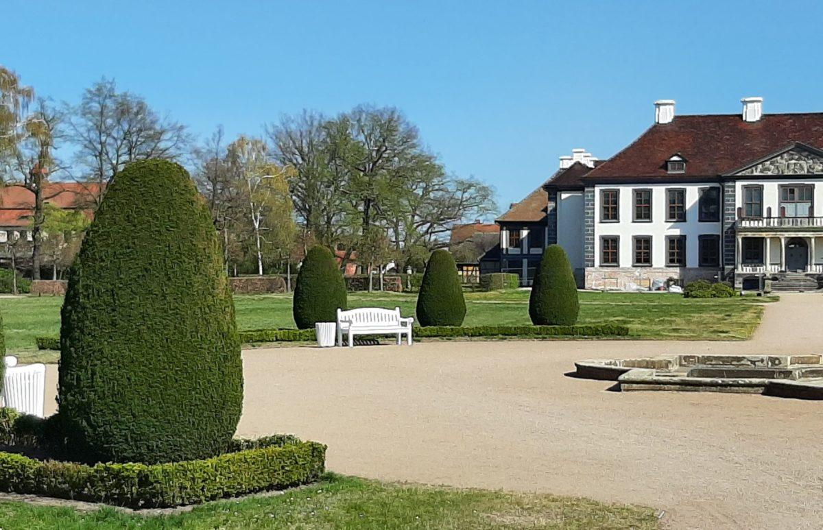 FrauenOrt Schloss Oranienbaum