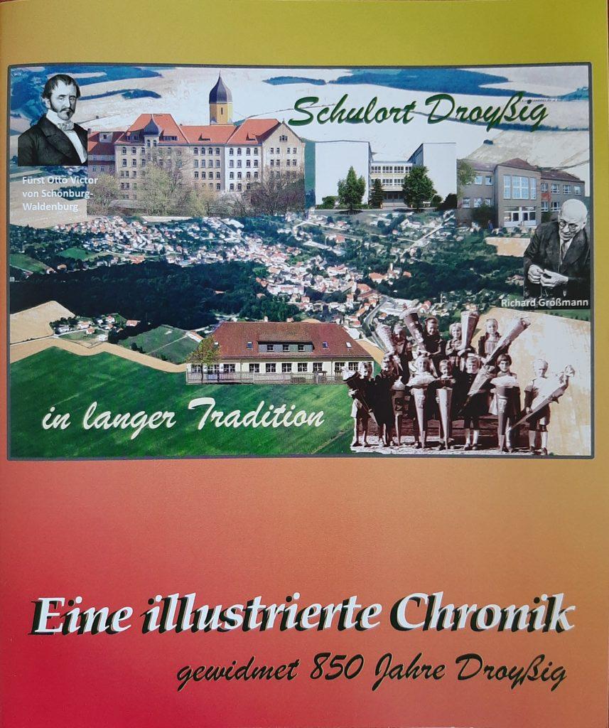 Schulort Droyßig_Eine illustrierte Chronik