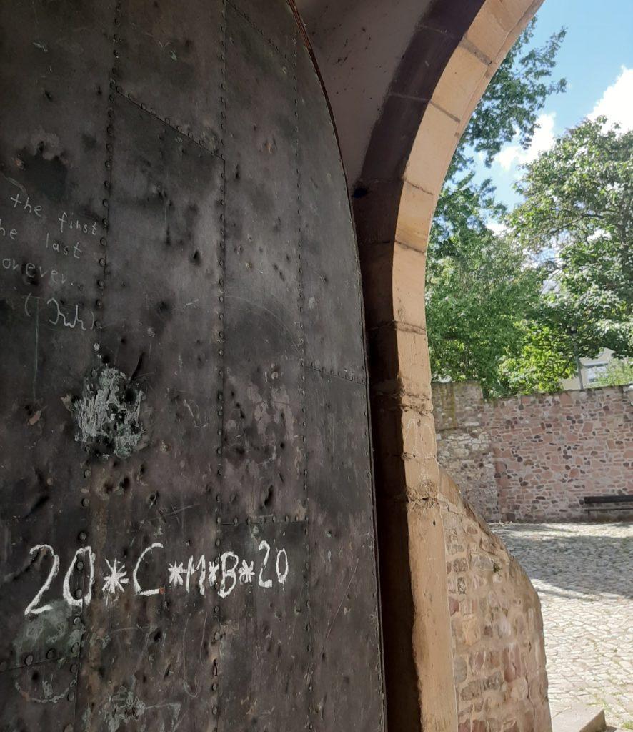FrO MD 2 Magdalenenkapelle_Türausschnitt