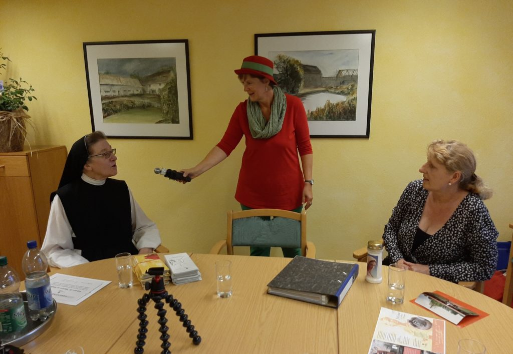 FrauenOrt Helfta_Interview mit Sr.Maria Klara Foto FrauenOrte