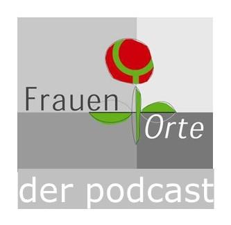 Logo des #frauenorte-der-podcast