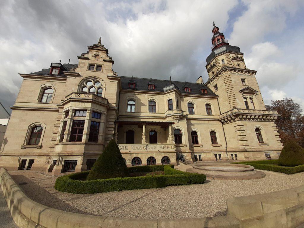 FrauenOrt Ständehaus Merseburg_Seitenansicht